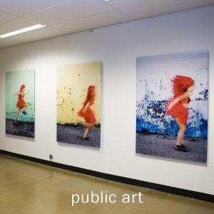 Nadja Ekman public art offentlig utsmyckning