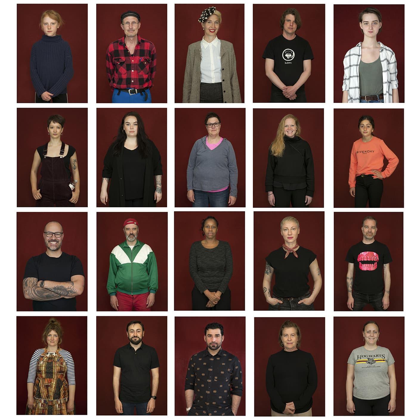 Stockholms stjarnor collage s